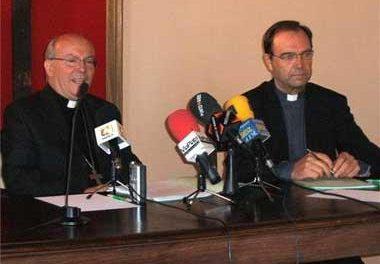 Las obras de reforma de la catedral de Plasencia reciben un millón de euros más del Ministerio de Vivienda