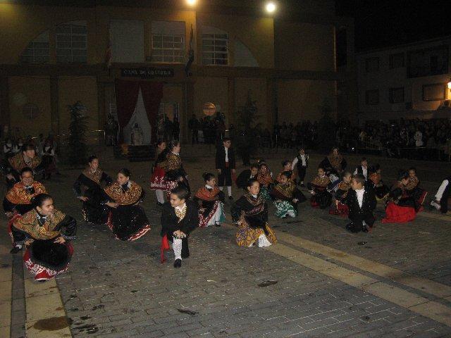 El Belén Viviente de Moraleja congrega a numeroso público en la primera actividad de la programación navideña