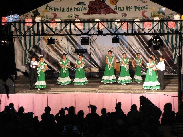El pabellón de Moraleja acogerá este jueves la gala de Navidad de la Academia de Baile de Ana María Pérez