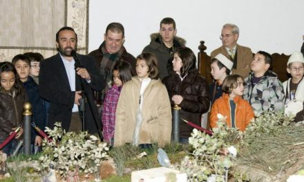 La Diputación Provincial de Cáceres inaugura su tradicional belén navideño en la capital