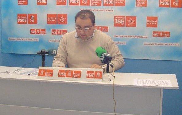 El PSOE de Navalmoral critica la teoría del alcalde sobre los pasos sobreelevados en la localidad
