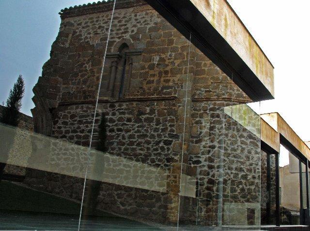 La iglesia de la Magdalena de Plasencia reabre sus puertas al público este jueves después de la restauración