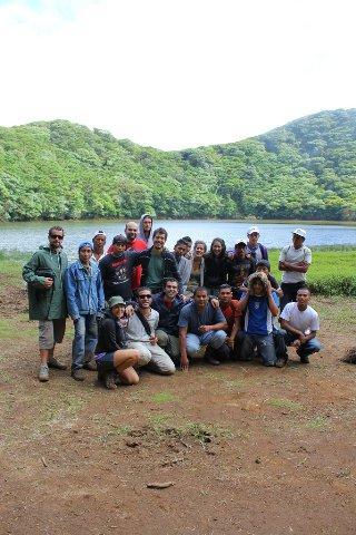 Los jóvenes voluntarios extremeños que viajaron a Nicaragua ya están de vuelta en casa