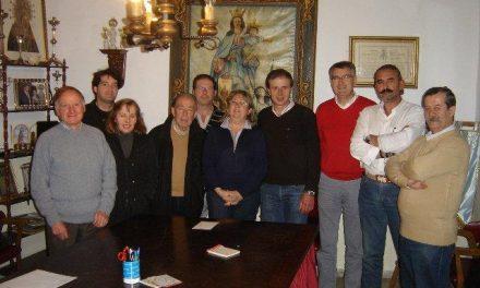 El futuro candidato de Trujillo a la Alcaldía visitó este miércoles la hermandad de La Victoria