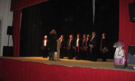 La casa de cultura de Moraleja acoge el acto de entrega de premios de los concursos navideños