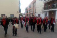 Los campanilleros de 'El Pilar' de Llerena ponen este domingo fin a su programa navideño