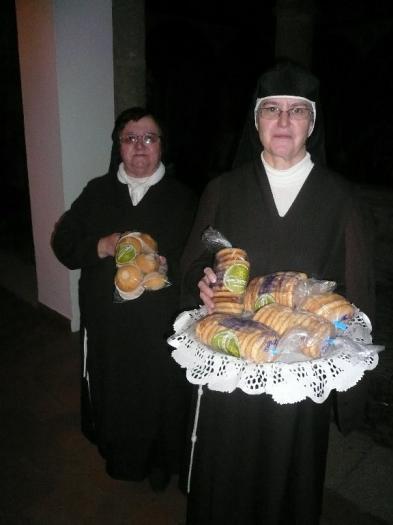 Las monjas de clausura de Coria elaborarán esta Navidad más de 4.000 dulces con aceite Gata-Hurdes