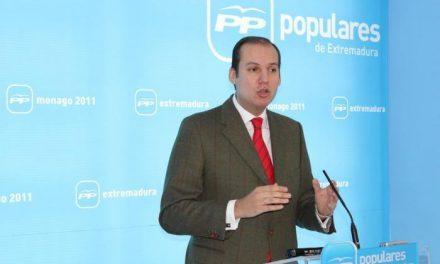 El PP de Extremadura cree que el PSOE no condena el transfuguismo en Moraleja para ganar tiempo