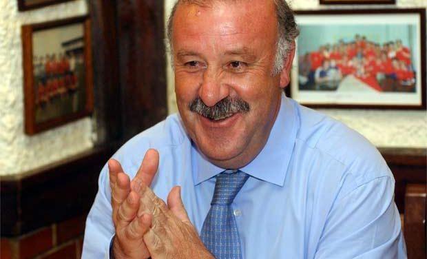 Vicente del Bosque despide en Radio Interior un año histórico con un mensaje de esperanza y éxito para 2011