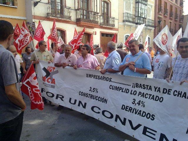 La Junta y el Ministerio de Trabajo firmarán un convenio para el registro de convenios colectivos