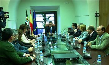 UPA-UCE pide al apoyo de la Junta de Extremadura ante el MAPA para los ganaderos y agricultores de la región