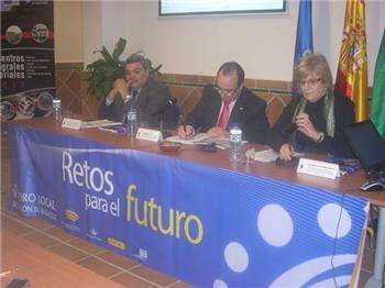 Vázquez vaticina que la Ley de Mancomunidades permitirá a los municipios afrontar mejor su economía