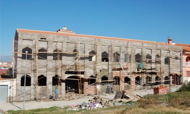 La mezquita de Talayuela reanuda sus obras después de haber permanecido varios meses paralizada