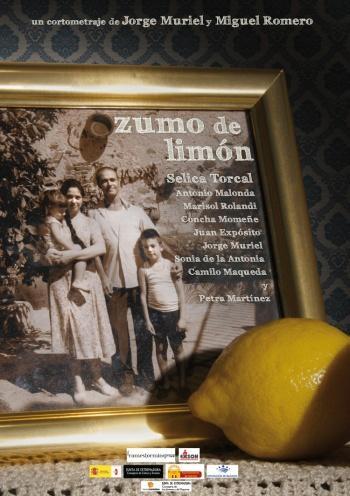 El cortometraje emeritense «Zumo de Limón» está nominado a los premios Goya como mejor corto