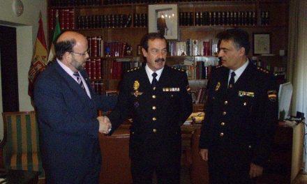 Juan Ignacio Linares toma posesión como segundo comisario jefe provincial del Cuerpo Nacional de Policía