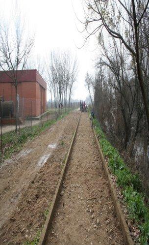 Comienzan las obras de la primera fase del cinturón verde que bordeará la localidad de Moraleja