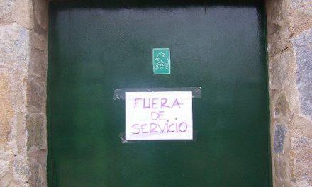 El PP de Moraleja denuncia el abandono y la suciedad de los aseos del Parque Alfanhui de la Avenida Pureza Canelo