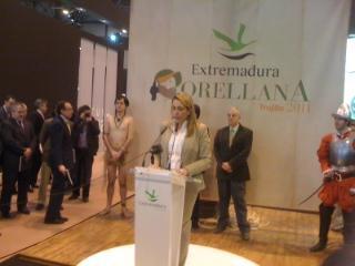 El Año Orellana rememorará en el 2011 el V Centenario del nacimiento del descubridor extremeño en Trujillo