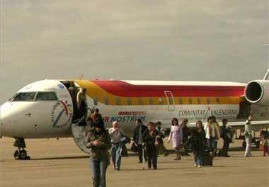 Un estudio apunta que el aeropuerto de Badajoz no tiene capacidad de crecimiento en el futuro