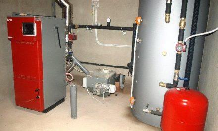 El Centro de Formación Fermín Chamorro Chorro de Baños de Montemayor utiliza una caldera de biomasa