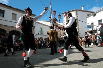Montehermoso celebrará los días 2 y 3 de febrero su fiesta de Interés Turístico Regional de Los Negritos de San Blas