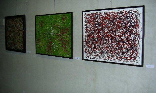 La exposición de Julio Blázquez en el Museo de la Cárcel Real de Coria recibe más de 1.000 visitas