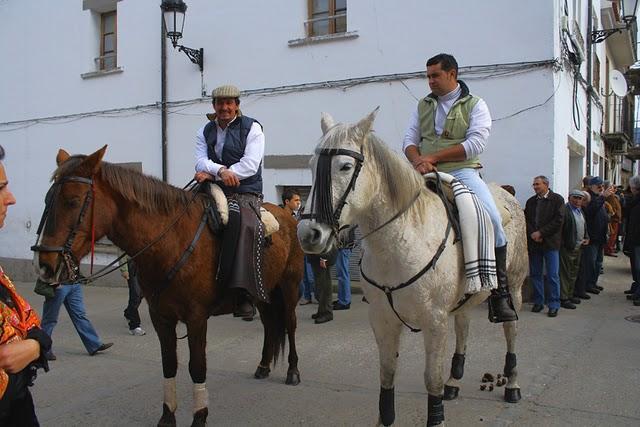 Eljas, Cilleros, Valverde del Fresno, La Moheda, Moraleja y Montehermoso festejan Las Candelas y San Blas