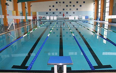 La construcción de la piscina climatizada de Moraleja se podría reaunudar en la primera quincena de febrero