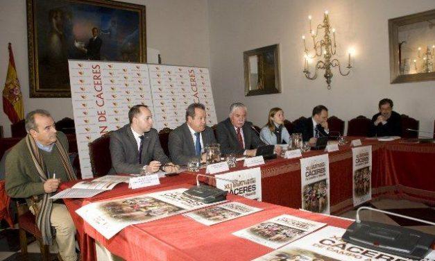 Casar de Cáceres acogerá este domingo la prueba deportiva del Gran Premio Cáceres de Campo a través