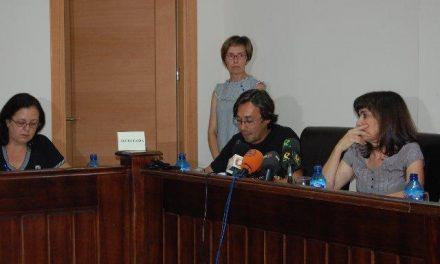El PSOE de Moraleja votará mañana una lista encabezada por Teresa Roca con David Pérez como independiente