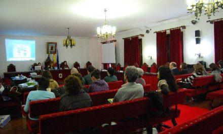 La Asociación Eloisa presenta en Coria el proyecto Red Extremeña contra la Violencia de Género