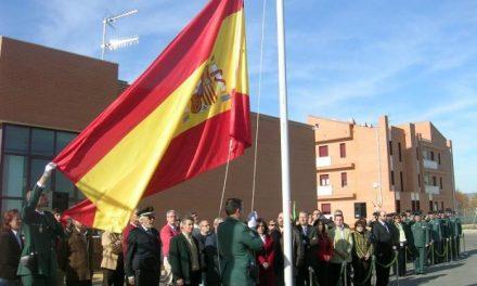 Carmen Pereira inaugura en Moraleja el cuartel de la Guardia Civil con una inversión de 1,3 millones