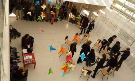 El IESO de Hoyos consigue un premio regional Joaquín Sama por su iniciativa Acción'Arte