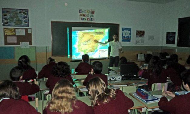 La CHT continúa con las actividades del programa de educación y sensibilización ambiental en Plasencia