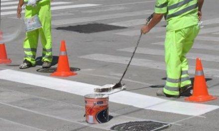 Fomento adjudica por 232.300 euros el repintado de las marcas viales de la autovía autónomica Ex-A1