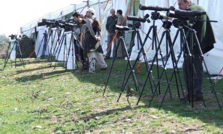 La consejería de Cultura y Turismo realizará un estudio sobre la incidencia de la ornitología en el turismo