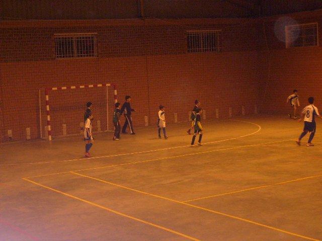 El equipo alevín de fútbol-sala de Cadalso avanza con paso firme en los Judex tras el encuentro intercomarcal