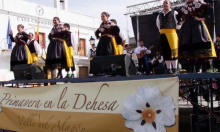 Música, productos típicos, historia y naturaleza se conjugan en la Primavera del Valle del Alagón