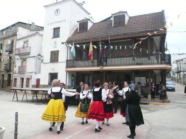 La Fiesta del Árbol de Villanueva espera ser declarada de Interés Turístico en la próxima edición