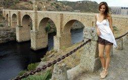 Los vecinos de Alcántara exigirán en una protesta el título de Patrimonio de la Humanidad para el puente