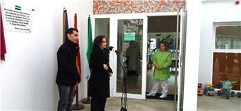 Hervás estrena el Centro de Educación Infantil Garabatos con capacidad para  más de 50 niños de 0 a 3 años
