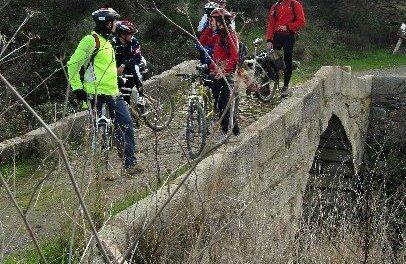 """CSI-F finaliza el curso de """"Guía por itinerarios en bicicleta"""" con una ruta por la Vía de la Plata"""