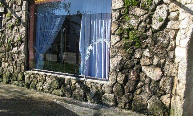 La cafetería Virgen de la Vega, ubicada en el polígono de Moraleja, sufre un robo durante la madrugada