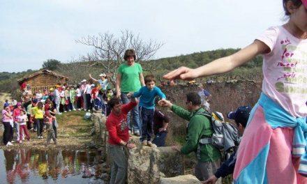 Andares organiza dos jornadas medioambientales del programa «El Aula Verde» para el fin de semana