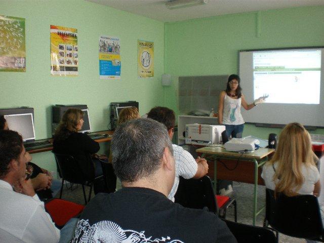 El NCC de Moraleja realiza unas jornadas sobre la plataforma  Redtrabaj@ y Extremaduratrabaja