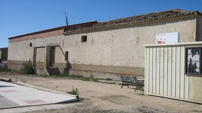 El Ayuntamiento de Santiago del Campo convertirá un almacén en el primer pabellón multiusos