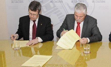 La Diputación de Cáceres dispone de un crédito de 12 millones de euros para anticipos a los municipios