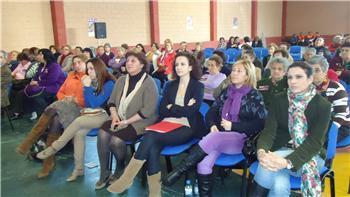 Tierras de Granadilla celebra en Santibáñez un encuentro a favor de la igualdad para las mujeres rurales