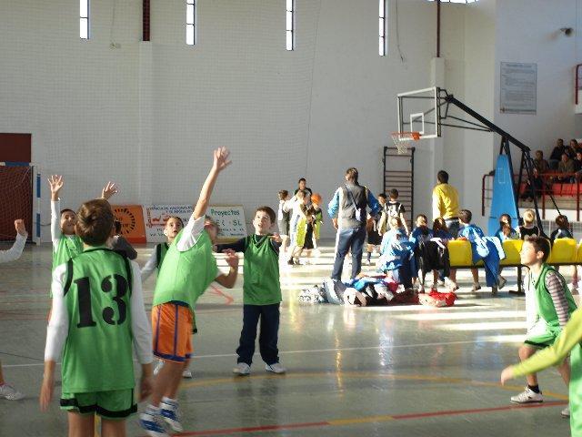 La concentración minibasket de los Judex en Moraleja congrega a 80 participantes de la categoría benjamín
