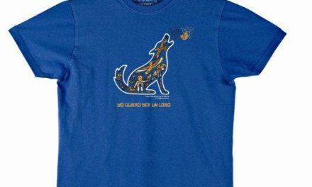 La Fundación Félix Rodríguez de la Fuente y Kukuxumusu organizan un concurso y regalan camisetas
